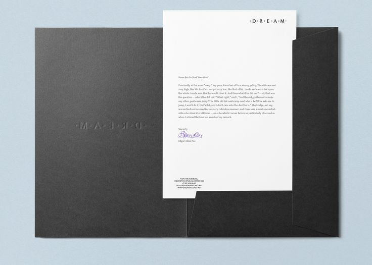 Dream Agency on Behance Design, identity, logo, luxury, premium, simple, minimalistic, black, sheep, branding, corporate, agency, event, typography, classic