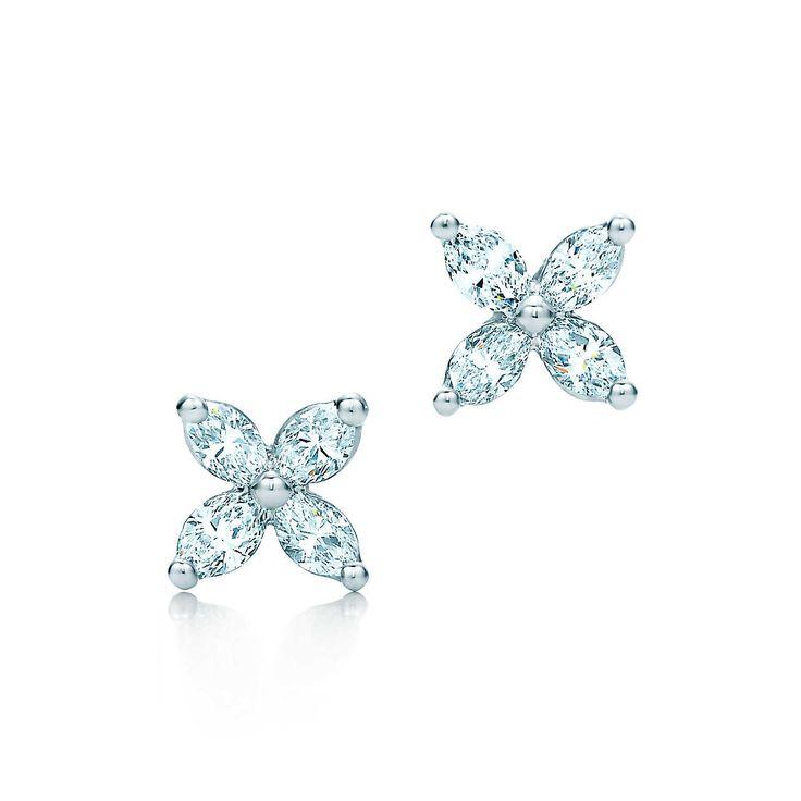 Tiffany Victoria™: Boucles d'oreilles