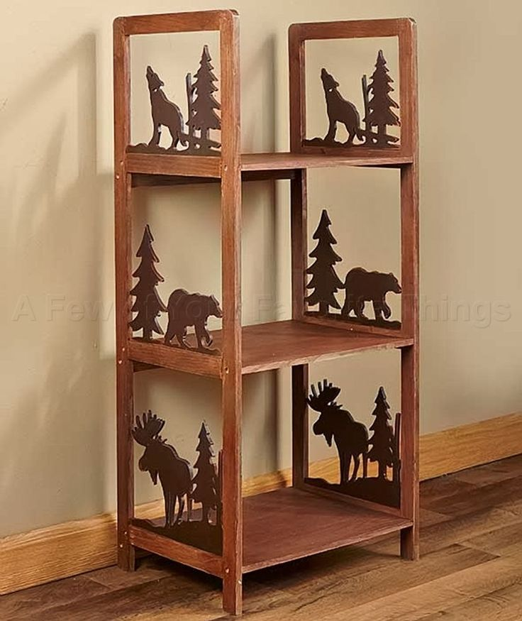 1002 best love moose images on pinterest elk moose and for Rustic bear home decor
