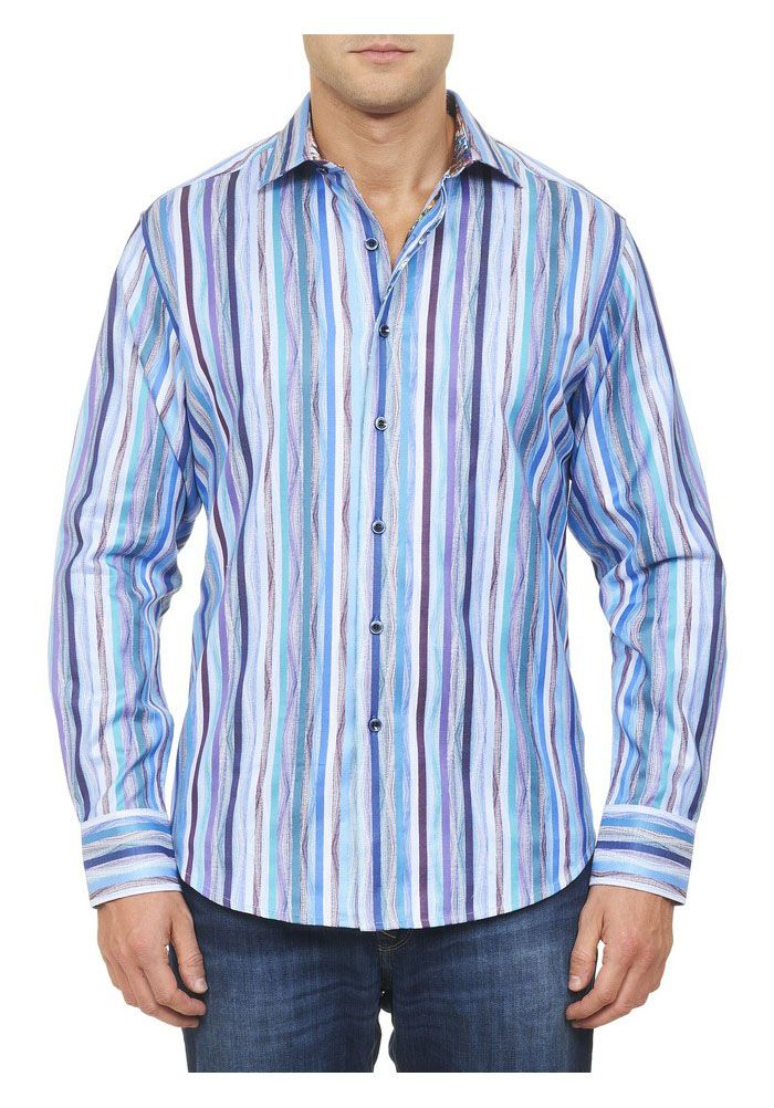 $182 XL only Robert Graham Cozumel Sport Shirt