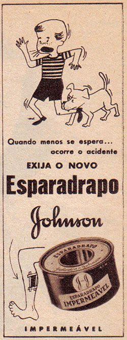 Memória Viva apresenta: O Cruzeiro - Propaganda  Propaganda na revista O Cruzeiro anos 50