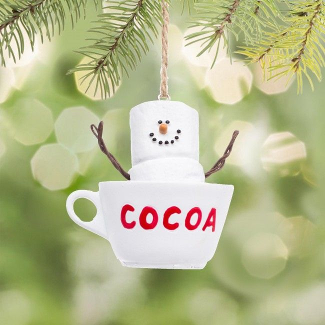 Marshmallow men use cocoa as a hot tub...    Whether you're looking for stocking stuffers, Secret Santa presents, festive Christmas decor or even gift cards, we have a huge selection of unique holiday stuff to make your days and nights merry and bright.