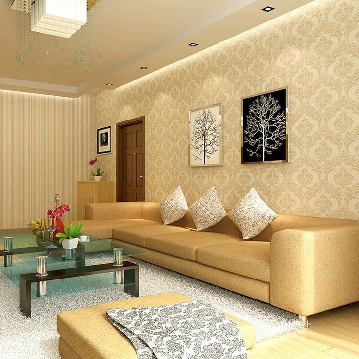 Que tal um papel de parede para decorar sua casa? Além de serem super práticos de manter, também são ótimos aliados decorativos! 😊