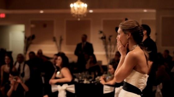 Bride's special dance  schoon