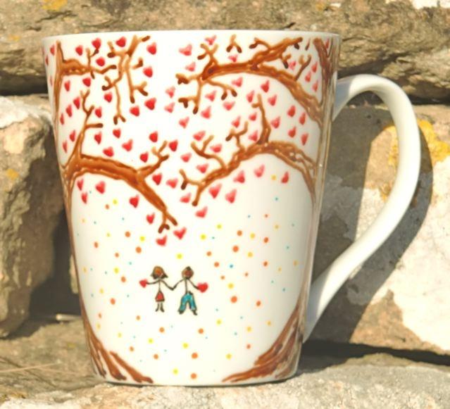 LOVE STORY Mug £12.00
