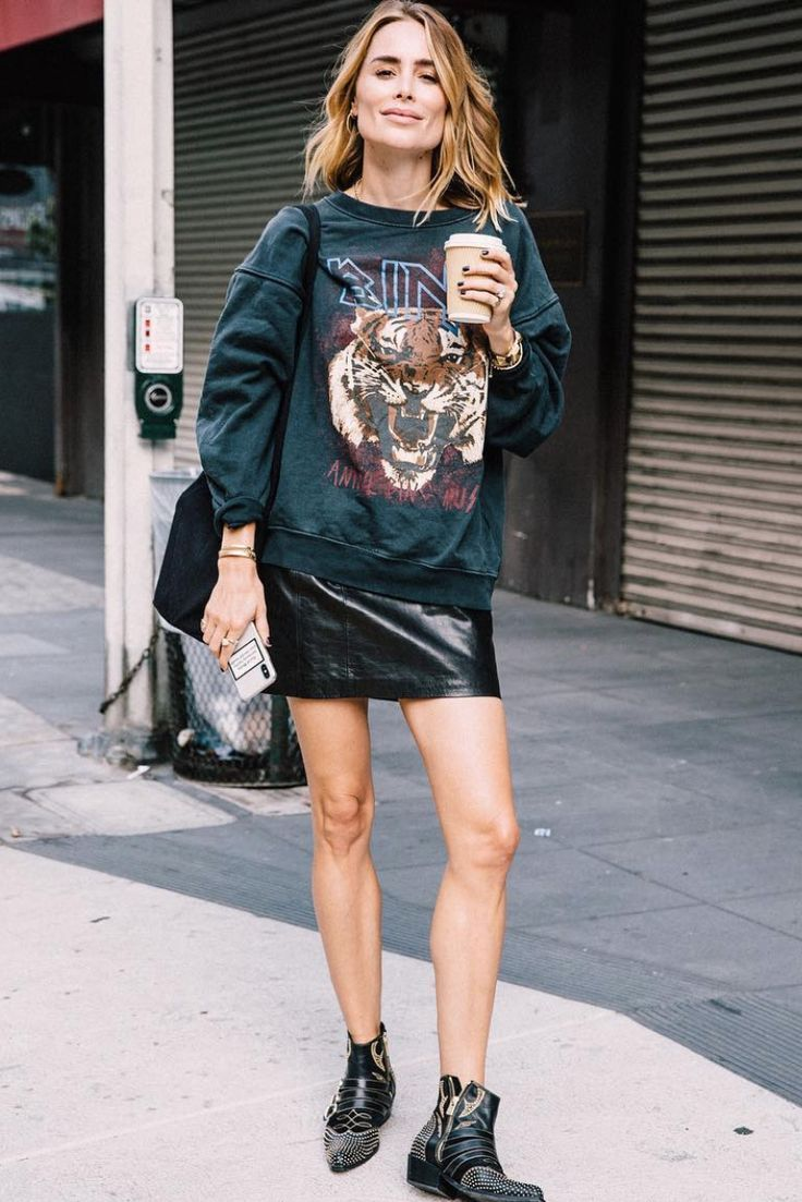 15 Edgy Outfits for Your Fall Wardrobe