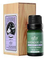 Isilandon Βοηθώντας ύπνου και θεραπεία ακμής Lavender Essential Oil 10ml