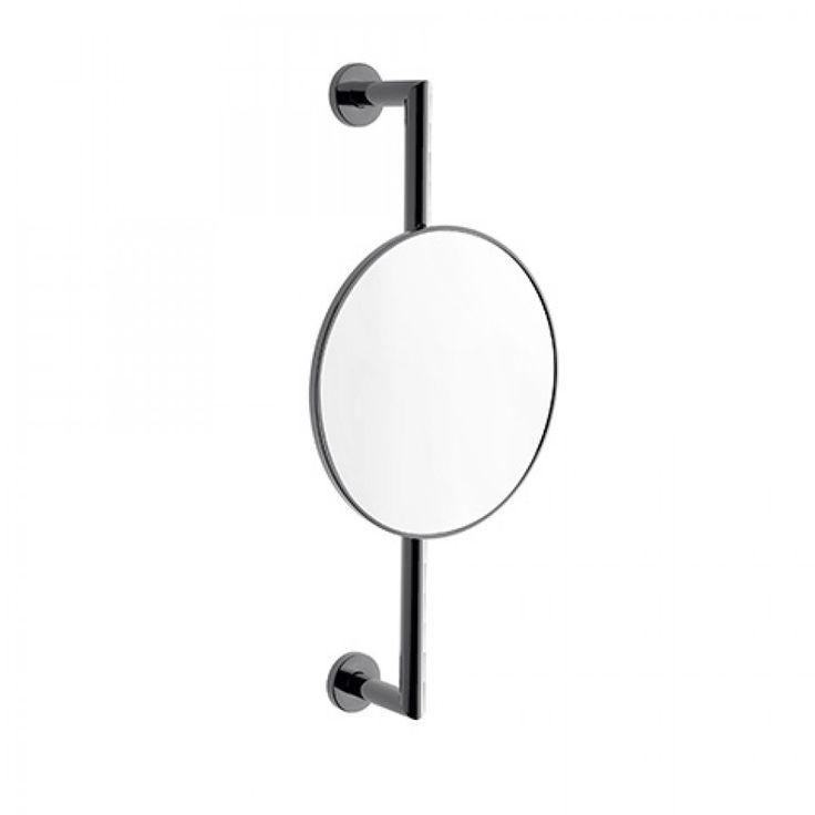 Tapwell TA816 Black Chrome - Sminkspegel - Badrumsspegel - Badrumsinredning - Badrum - Lindströms