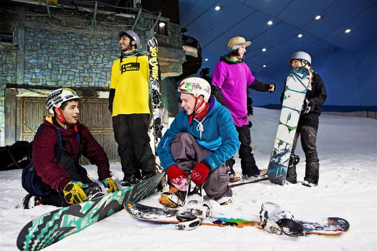 Ski Dubai offers an exciting range of team building activities for students and grownup to learn about teamwork and achieve the same goal. Click here to know more about the team building activities.