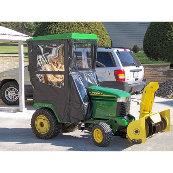 Original Tractor Cab Hard Top Cab Enclosure - 11082