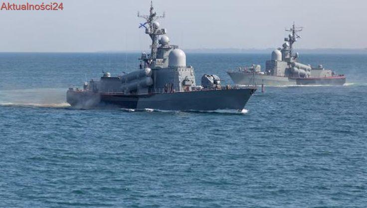 70 rosyjskich okrętów na Bałtyku. Ćwiczy także piechota morska