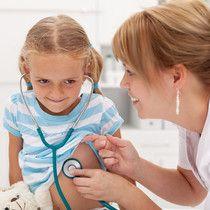 Eine Kinder-Kur muss von der Krankenkasse genehmigt werden