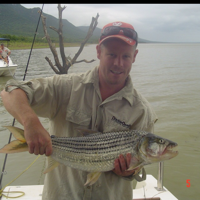 This is where I'll be tomorrow, Jozini Dam fishing. Don't call me I'll call you.