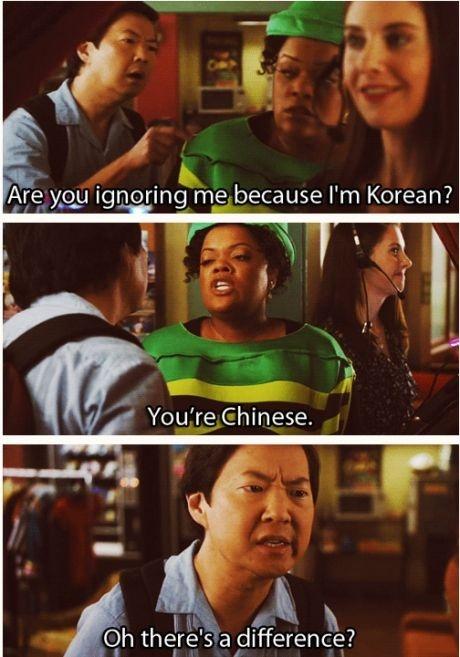 Ken Jeong is just fabulous!******** Community| HAHAHAHA my god Chang! Ken Jeong is AMAZING!!!!