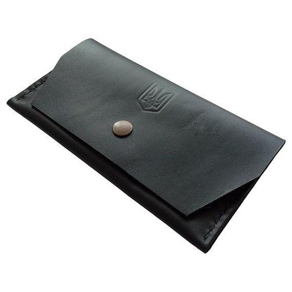 Original long wallet men genuine leather wallet 100% от ElitCases
