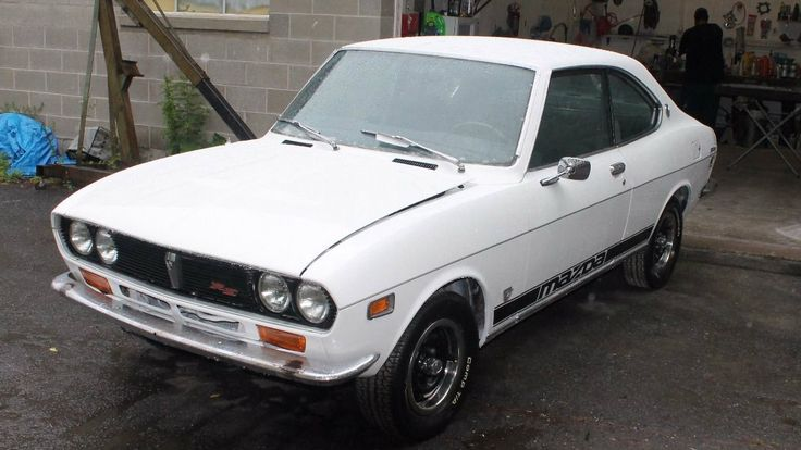 Early Rotary Find: 1973 Mazda RX2 - http://barnfinds.com/early-rotary-find-1973-mazda-rx2/