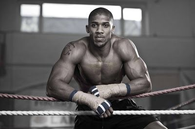 Lai Muhammed Gov Amosun and sports minister Solomon Dalung to watch Anthony Joshua fight