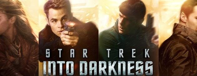 Nouvelle affiche, bannière et spot télé pour #StarTrekIntoDarkness