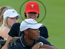 14 Pictures That Prove Tiger Woods Is Having an Affair