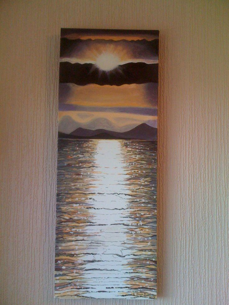 My mums paintings