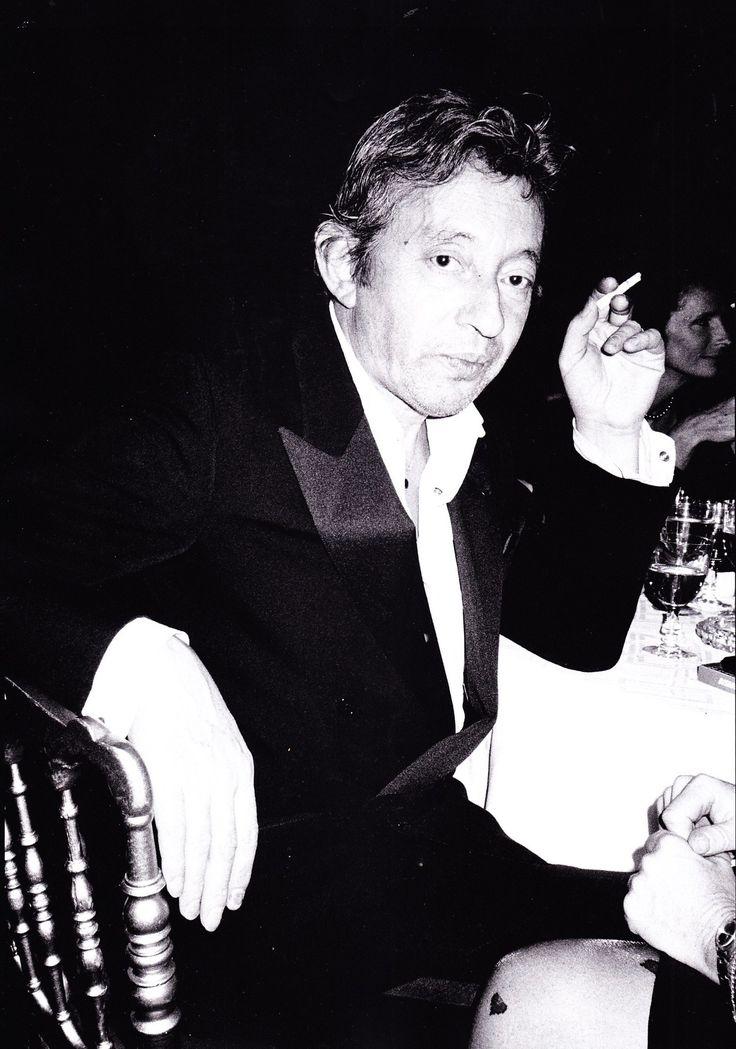 Serge Gainsbourg \ Le Palace \ Paris 1983