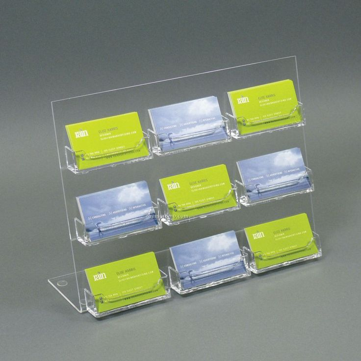 43 best Business Card Holders ~Planet Plexi images on Pinterest ...