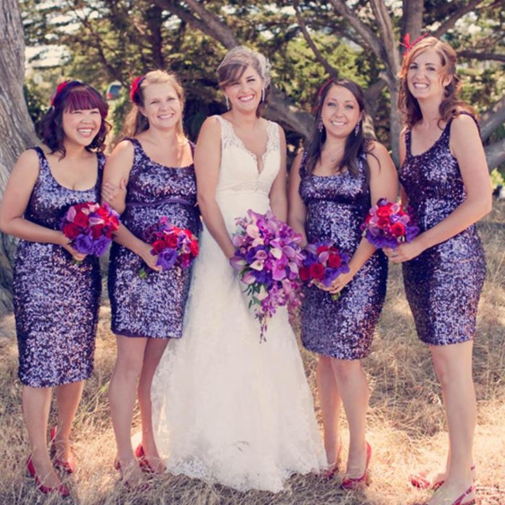143 best new bridesmaid dresses images on Pinterest | Bridesmaids ...