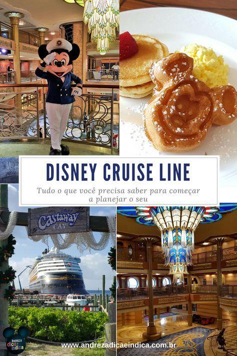 Comece a planejar o seu cruzeiro Disney Cruise Line, eleito um dos melhores do mundo, de onde você vai sair encantado.