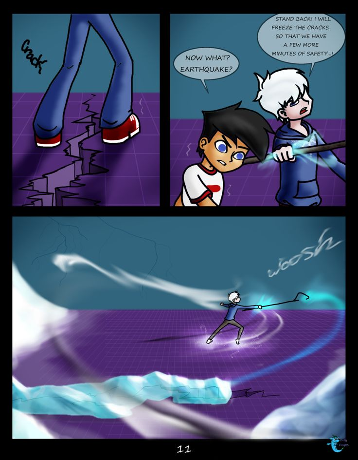 17 Best images about Danny Phantom, Jack Frost on ...