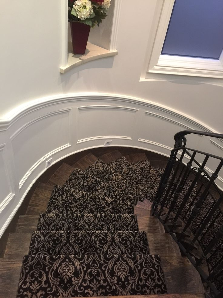 A Stunning Staircase Project Thanks To Our Salesperson