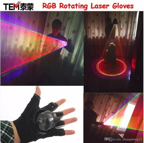 Laser Whirlwind Multicolour Laser Vortex Gloves //Price: $133.88 & FREE Shipping //     #edmfamily