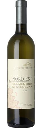 Nord Est Vermentino 2015, Cantina del Vermentino This wine comes from the hills of Northern Sardinia around the town on Monti. The vines are planted close together at and elevation of between 300 and 450m and surrounded by dry stone walls typical of http://www.MightGet.com/january-2017-12/nord-est-vermentino-2015-cantina-del-vermentino.asp