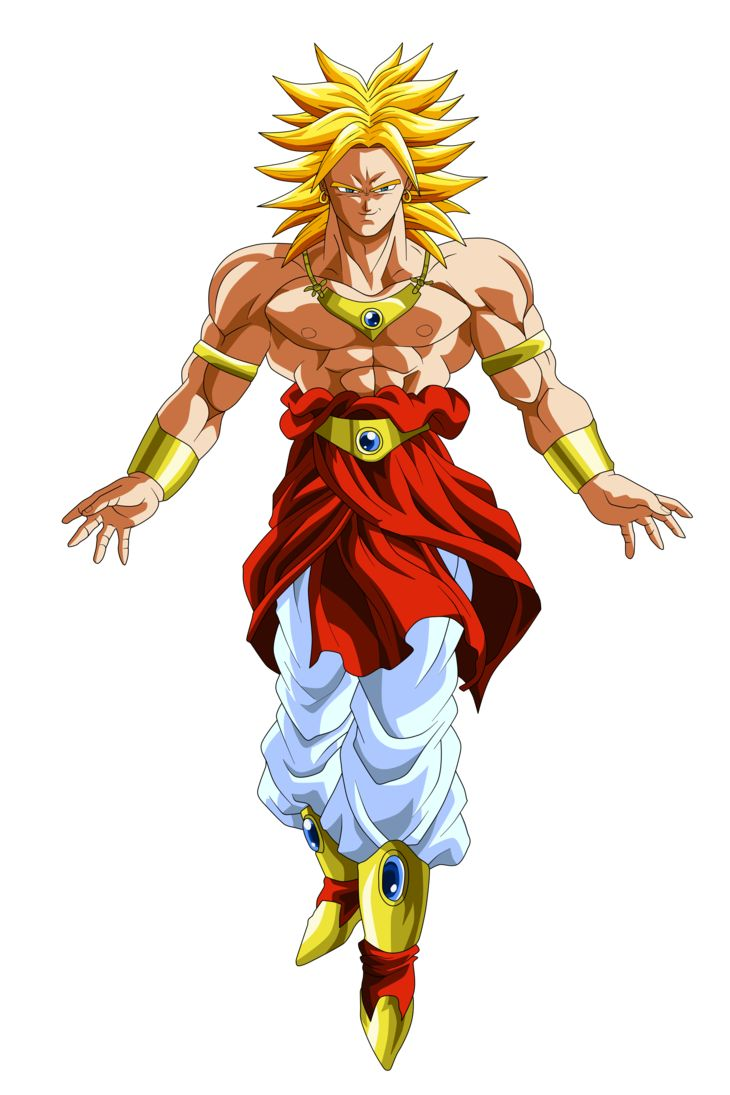 Broly  l  Dragon Ball Z