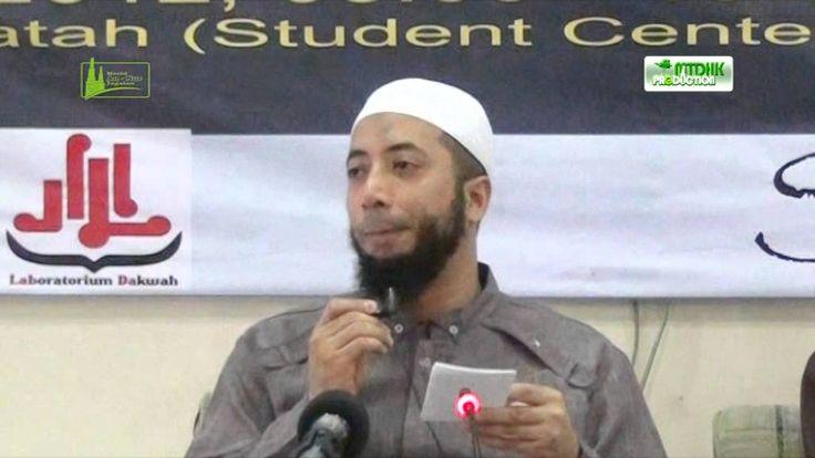 Kunci Sukses dan Kebahagiaan Seorang Muslim III | Ustad Khalid Riza Basa...