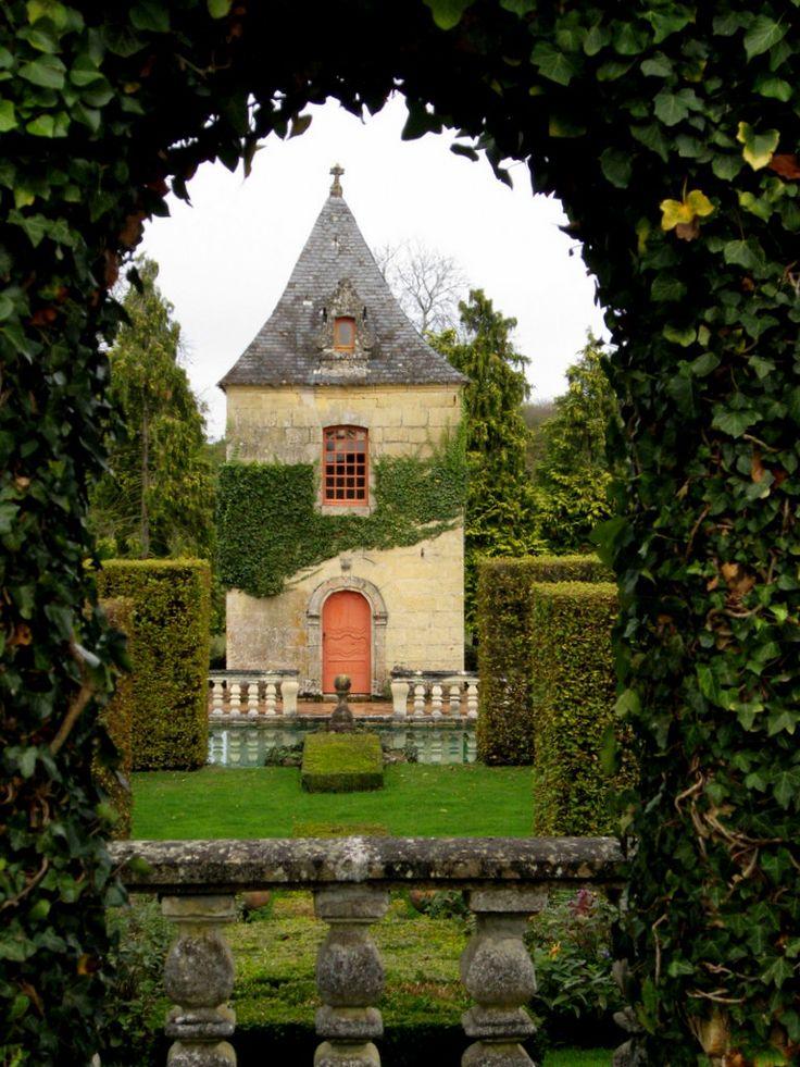 Eyrignac Gardens, Dordogne, France