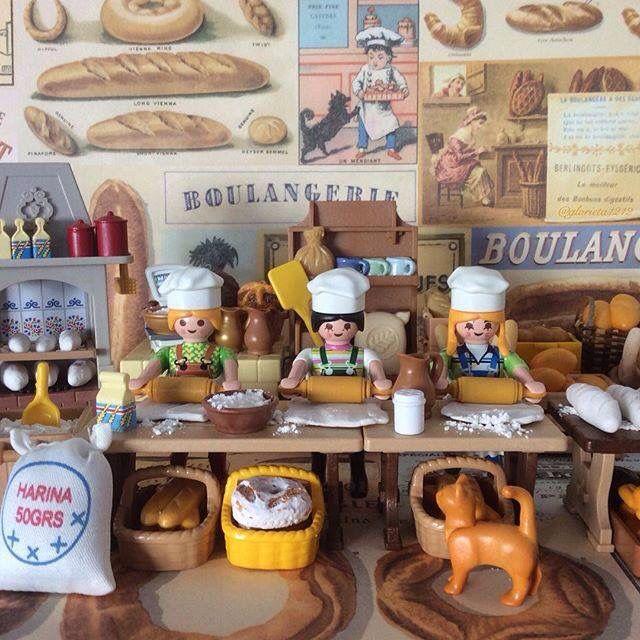 Panadería Playmobil