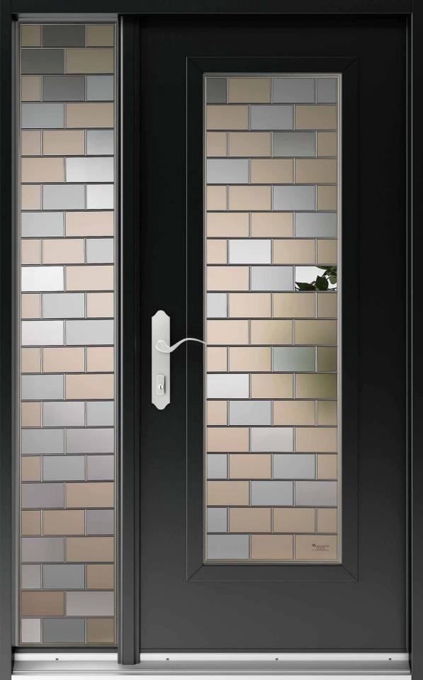 Vitraux - Portes extérieures- UNTTLD - Taurus #622