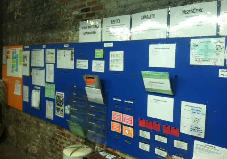 Lean management case study series: Lean in Distribution: Go to Where the Action Is!