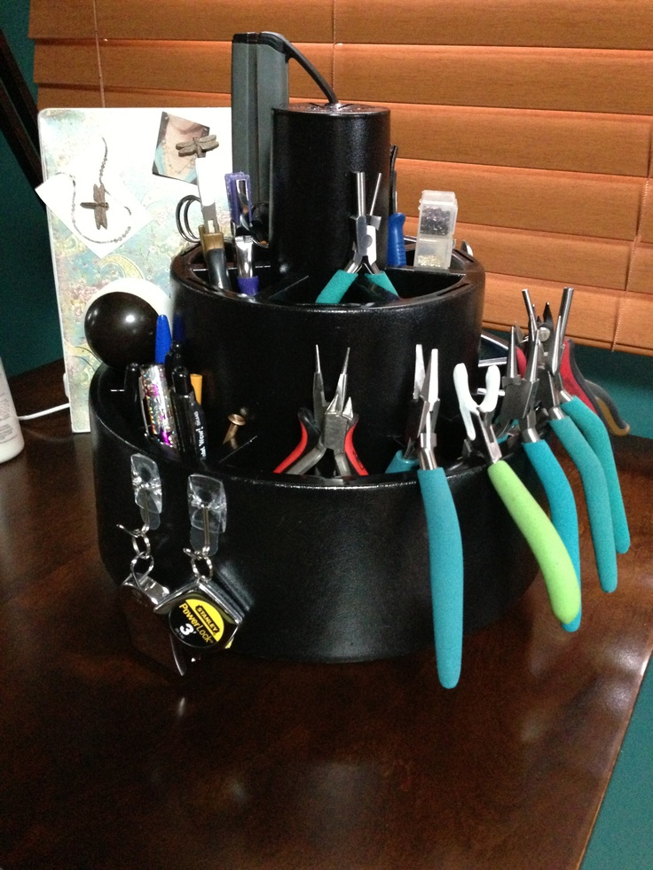 1000 Images About Jewelry Tool Organizers On Pinterest