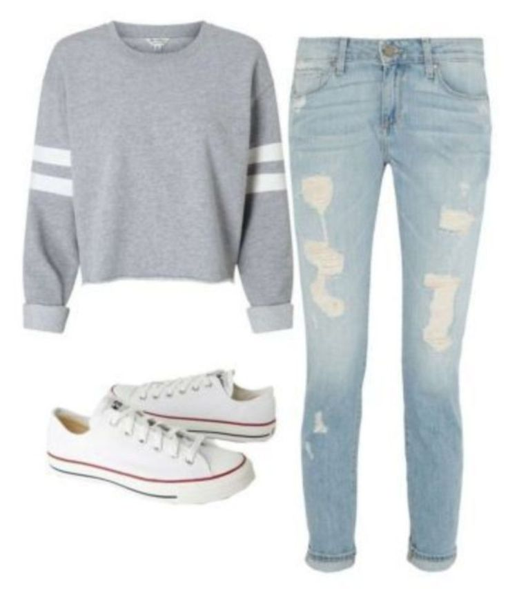 Awesome 35 Best School Outfit Ideas for Teen Girls for This Winter outfital.com/…