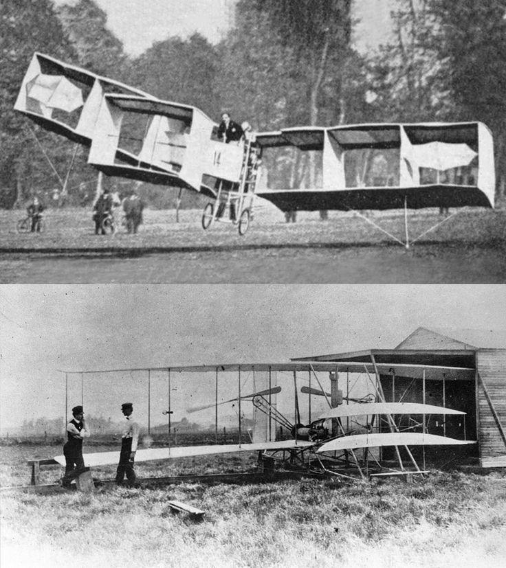 Santos Dumont x Irmãos Wright: afinal, quem inventou o avião? - Canal Piloto