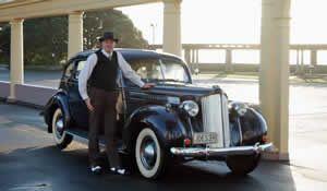 Packard in Art Deco Napier