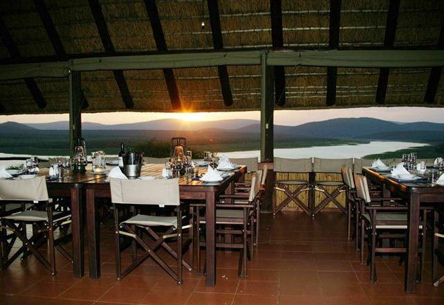 Nkwazi River Lodge, Pongola Game Reserve, KZN, South Africa