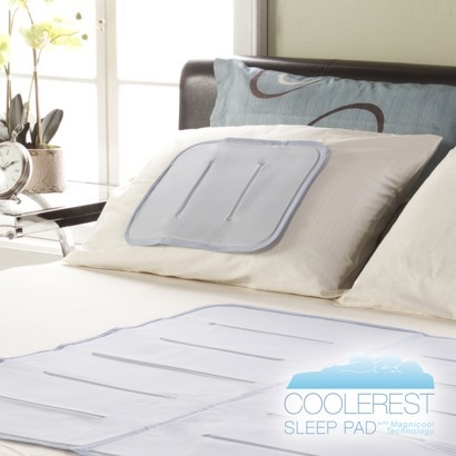 Coolerest Sleep Pad - never knew these existed . . . could have used them a couple of nights this summer!