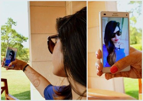 The Xperia Experience Sony Xperia Z3 Compact Product Review Lifestyle Blog Best Indian Lifestyle Blogger