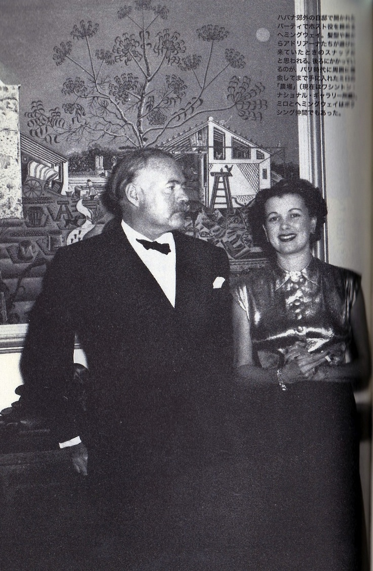 Hemingway & Black tie (black suit) of the four circlephobia  Dress Fashion / Hemingway Style    ヘミングウェイの愛用品/ファッション・ドレス篇 〜フォーマル嫌いのブラックタイ(ブラックスーツ)〜