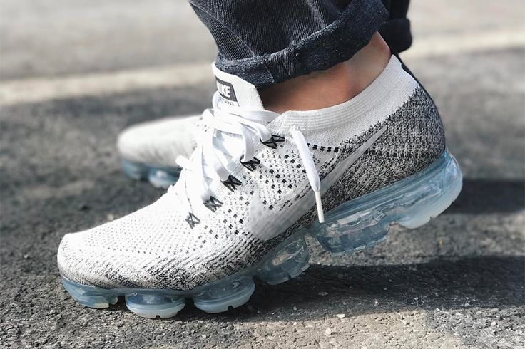 Preview: Nike Air VaporMax Flyknit in White/Black - EU Kicks: Sneaker Magazine
