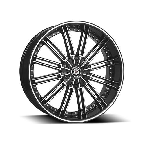 Sevizia SE-428 Wheels