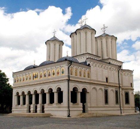 """Catedrala Patriarhală """"Sfinții Constantin și Elena"""" in București, București"""