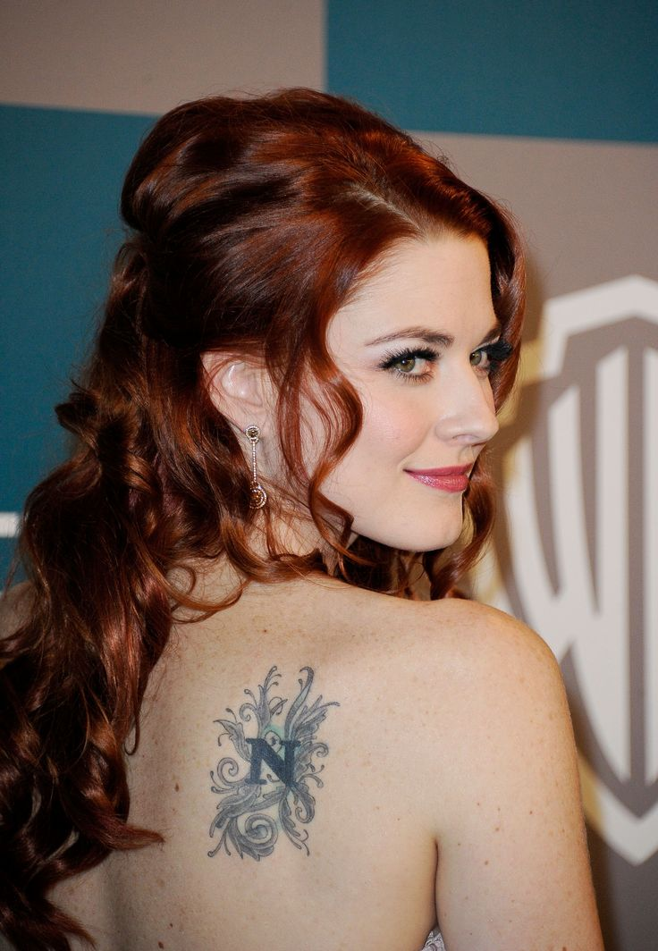 Vettri.Net - Alexandra Breckenridge - 13th Annual Warner Bros. And InStyle Golden Globe Awards After Party - Photo 1
